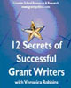 12 Secrets of Successful Grant Writers Veronica Robbins Grant Goddess